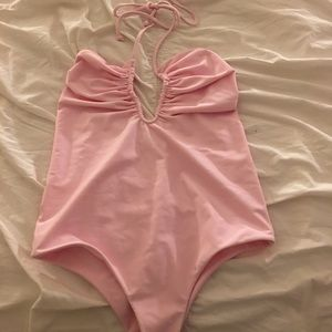 Mikoh Luana One piece 70's inspired Small